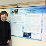Carson Flockhart at MacEwan Psychology Conference